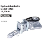Hydro-Act TA125 Actuator Parts