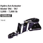 Hydro-Act TA6 - TA7 Actuator Parts