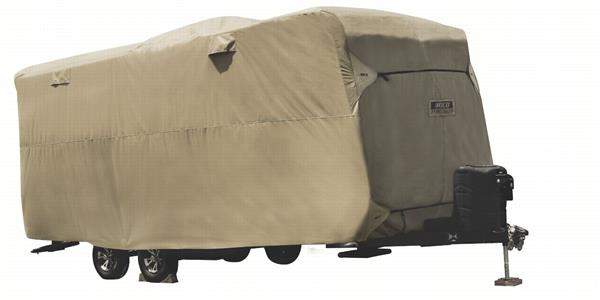 Storage Lot RV Covers