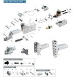 Titan Model 6 Actuator Parts
