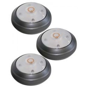 Buy Rite Lite - Rite Lite LED Puck Lights - 3 Pack