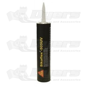 Sikaflex 505 UV-HV White High Performance Exterior Grade Sealant
