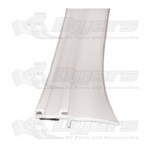 "AP Products White Premium EK Base Seal with 2-7/8"" Wiper"