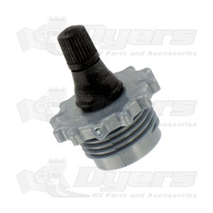 Valterra RV Blow -Out Plug with Schrader Valve