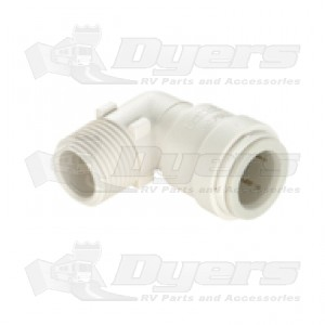 """SeaTech 1/2"""" CTS x 1/2"""" NPT Male Elbow"""