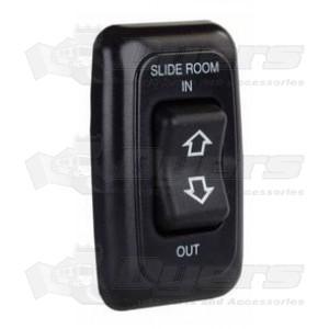 JR Black Standard Slide-Out Switch