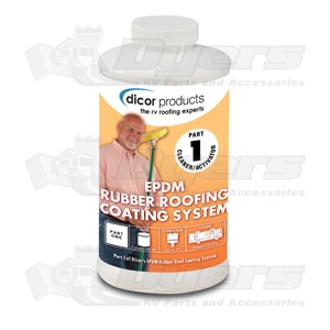 Dicor EPDM Roof Cleaner/Activator