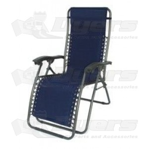 Prime Products Del Mar Series Recliner California Blue Plus