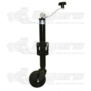 BAL 800lb Replacement Topwind Swivel Tongue Jack