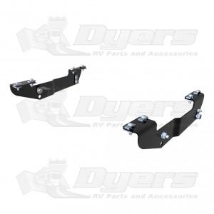 CURT Custom 5th Wheel Bracket Kit 16418 for Chevy/GMC