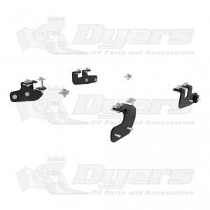 CURT Custom 5th Wheel Bracket Kit 16427 for Dodge