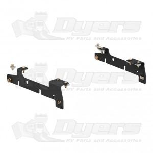 CURT Custom 5th Wheel Bracket Kit 16437 for Ford
