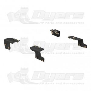 CURT Custom 5th Wheel Bracket Kit 16468 for Toyota
