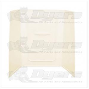 """Lippert Components Better Bath 24"""" x 36"""" x 59"""" Parchment Bath Surround"""
