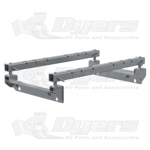PullRite Heavy Duty Industry Standard SuperRail Kit for Ford 1999 - 2016: F250 & F350