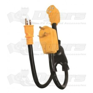 Camco 50 Amp Power Maximizer Adapter