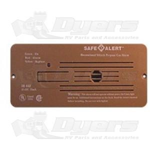 Safe-T-Alert Brown Flush Mount Classic LP Gas Alarm