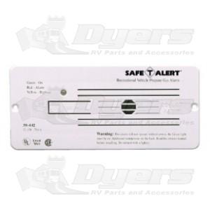 Safe T Alert Black Flush Mount Classic Lp Gas Alarm