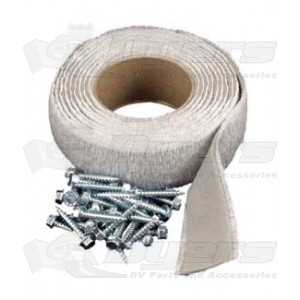JR Deluxe Vent Installation Kit with Butyl Tape