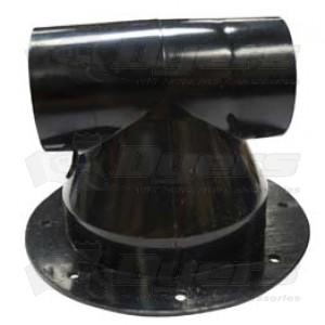 Chaffee Black Vac-U-Jet Vent