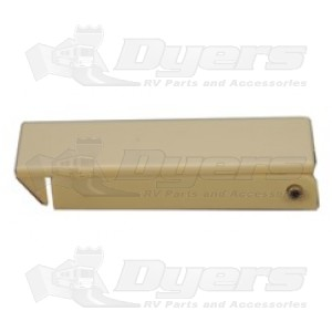 Prime Products Colonial White Baggage Door Catch
