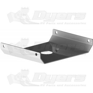 PullRite MOR / Ryde Capture Plate for SuperGlide Hitches