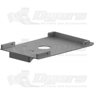 PullRite 5th Airborne Medium Capture Plate for SuperGlide Hitches