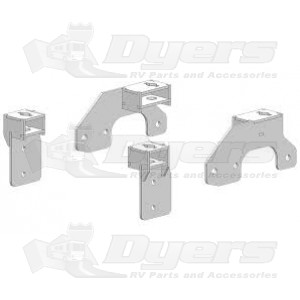 PullRite SuperGlide 16K & 20K SuperRail for Chevrolet 1999 - 2010: 2500/3500 & 1999 - 2007: 1500 (6-1/2' bed, except 2007 new body)