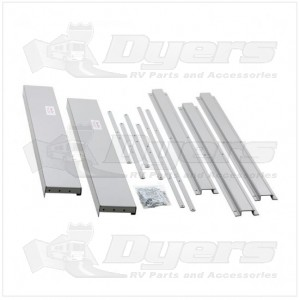 "Lippert Components Kwikee® Super Slide II 32"" Width Trim Kit"