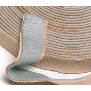 "Heng's 3/4"" Gray Putty Tape -30' Roll"