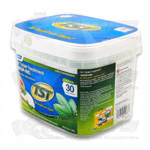 Camco TST Toilet Treatment 30 Pack