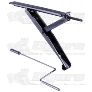 "BAL 20"" Light Trailer Stabilizer Jacks - 2 Pack"