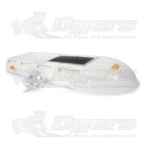Camco Solar Refrigerator Roof Vent System
