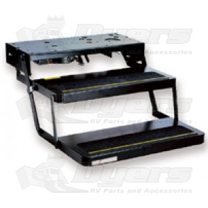 Lippert Components Double Automatic Electric Step Steps