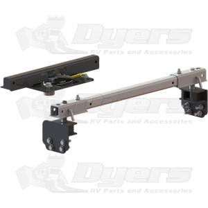 PullRite OE Series SuperGlide Adapter 2011-2012 Ford F250 & F350