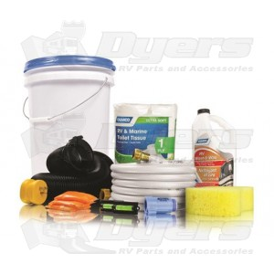 Camco Level 4 RV Starter Kit Bucket