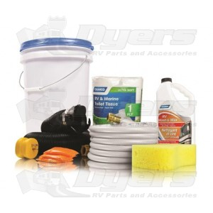 Camco Level 5 RV Starter Kit Bucket