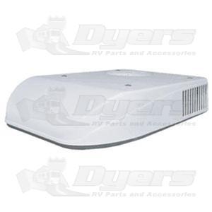Coleman Mach 8 Plus 13.5K BTU Air Conditioner w/ Condenser Pump in Arctic White