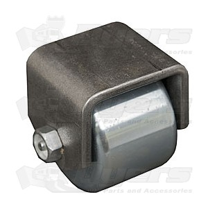 Ultra-Fab Weld On Steel Micro Roller