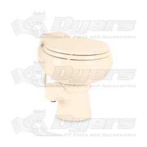 Dometic Sealand Traveler 510 Plus Bone China Foot Flush Toilet ...