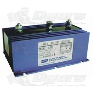 Sure Power 120 Amp Isolator