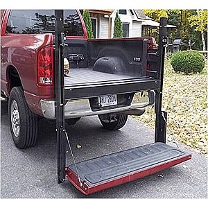Ultra Fab Handy Gate Lift Louvered Tailgates Truck