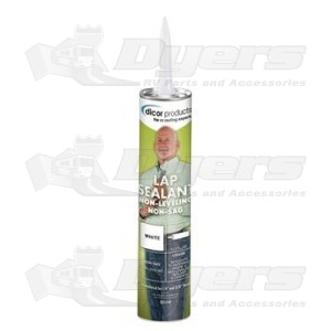 Dicor White Non Leveling No Sag Lap Sealant