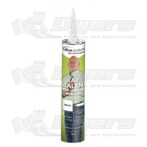 Dicor Gray Non Leveling No Sag Lap Sealant