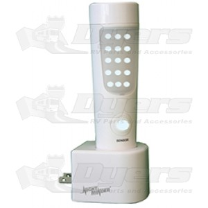 Night Minder Motion Activated Emergency Light & Flashlight