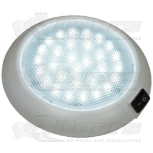 Peterson 5.5  Round Interior LED  sc 1 st  Dyers - RV & Peterson 5.5