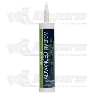 Geocel White Advanced RV EPDM Roof Sealant