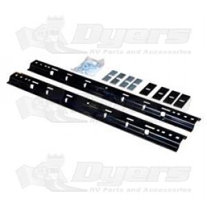 Demco Ultra-Series Above-Bed Mount Rails
