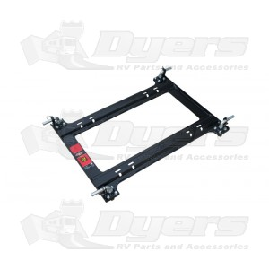 Demco Industry Standard Mounting Adapter Kit for OEM Dodge Prep Pack
