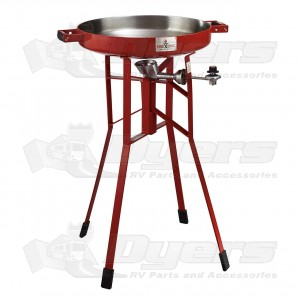 "Fire Disc 36"" Propane Barbeque Grill"